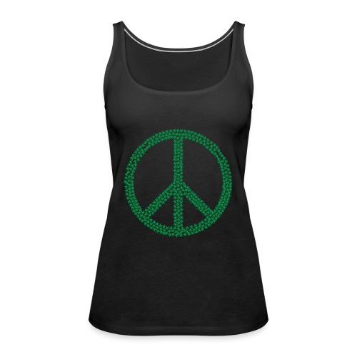 MaryJane Peace - Frauen Premium Tank Top