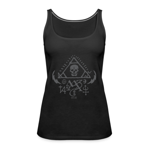 Three Sides One Being - Women's Premium Tank Top