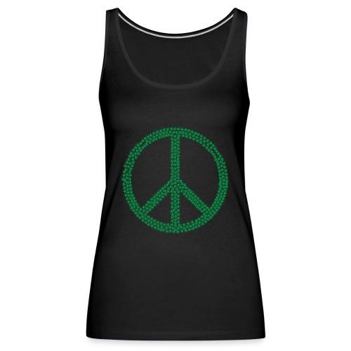 MaryJane Peace - Frauen Premium Tank Top