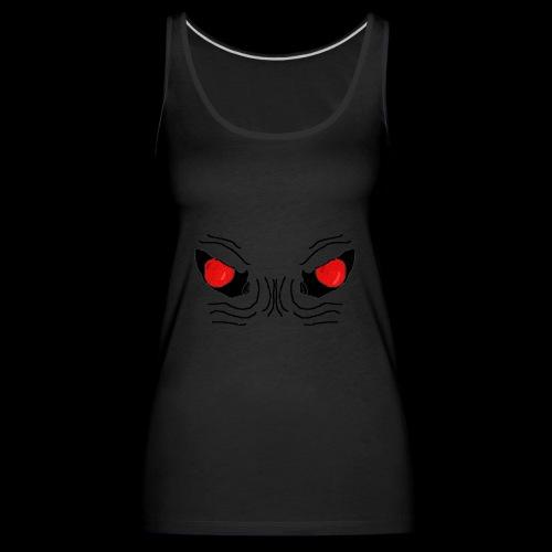 Demon Eyes Red - Women's Premium Tank Top