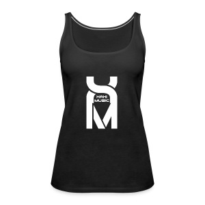 Xaxi Music Logo - Women's Premium Tank Top