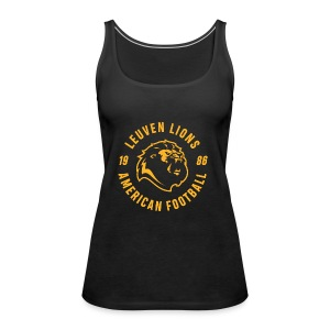 Lions old school gold - Women's Premium Tank Top