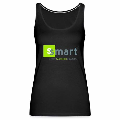 SmartPackagingSolutions kleuren maart 2017 - Vrouwen Premium tank top