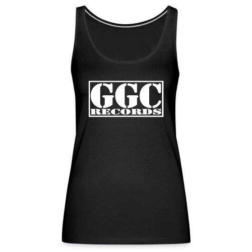 GGC-Records Label-Stempel - Frauen Premium Tank Top