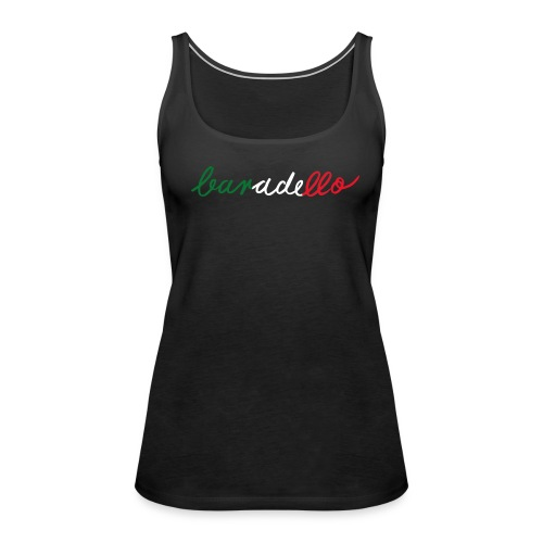 baradello - Frauen Premium Tank Top