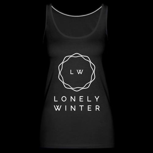 Lonely Winter - Frauen Premium Tank Top