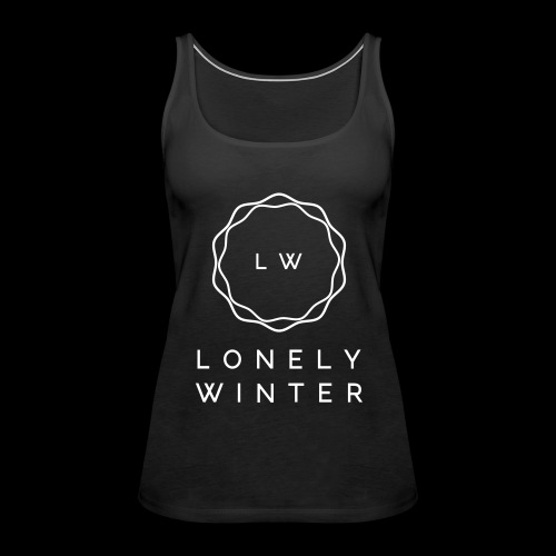 Lonely Winter - Frauen Premium Tank Top