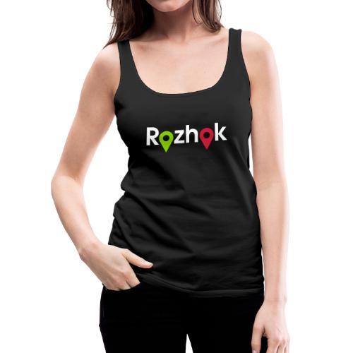 PUBG Print Rozhok - Frauen Premium Tank Top