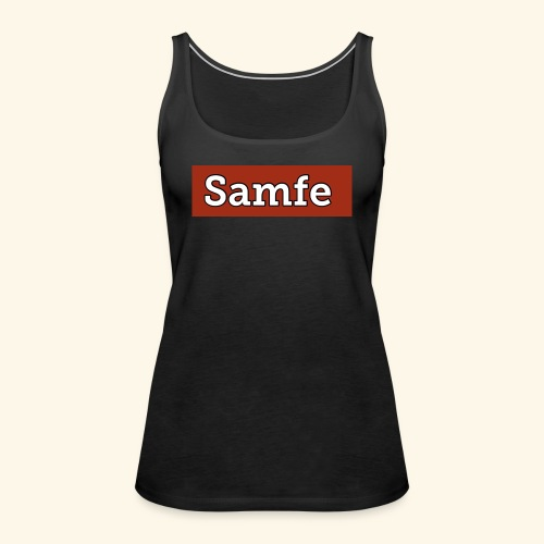 Samfe - Premiumtanktopp dam