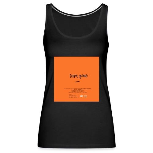 Cover Back delta. plane - Débardeur Premium Femme