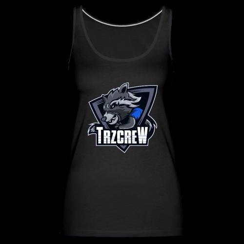 TinyRaccoonZ-Crew - Frauen Premium Tank Top