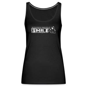 Offizielles SMILE-Shirt 2018 - Frauen Premium Tank Top