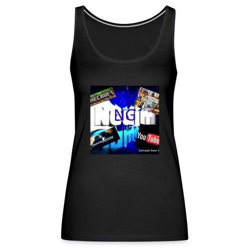 {NGNL} Shop - Vrouwen Premium tank top