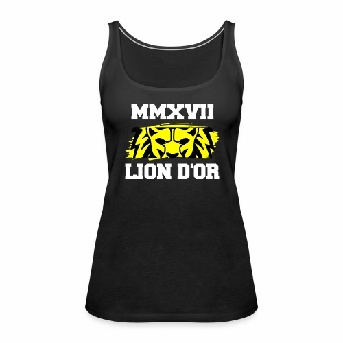Lion_eyes - Frauen Premium Tank Top