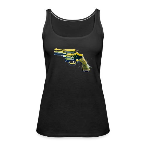 Revolver - Frauen Premium Tank Top