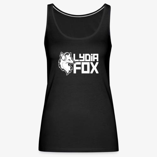 Lydia FOX Druckmotiv - Frauen Premium Tank Top