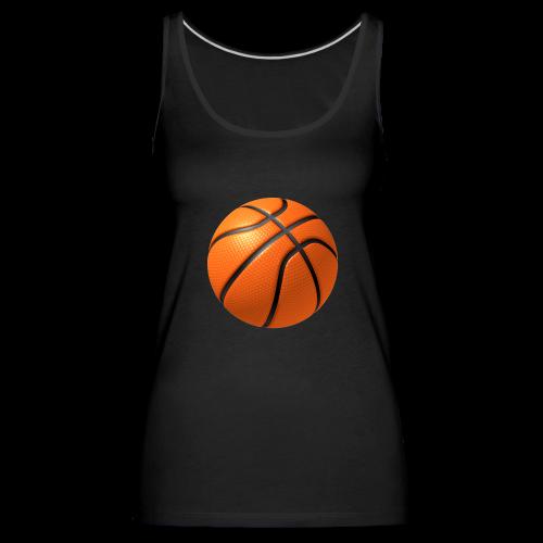 Basketball - Frauen Premium Tank Top