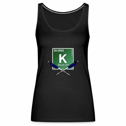 Kilva Logo - Canotta premium da donna