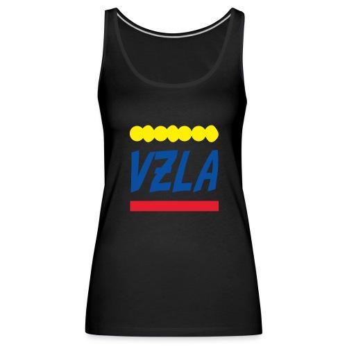 vzla 01 - Camiseta de tirantes premium mujer