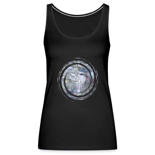 Kristall Spirale - Frauen Premium Tank Top
