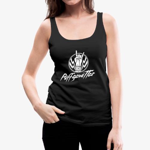 Riffgewitter - Hard Rock und Heavy Metal - Frauen Premium Tank Top