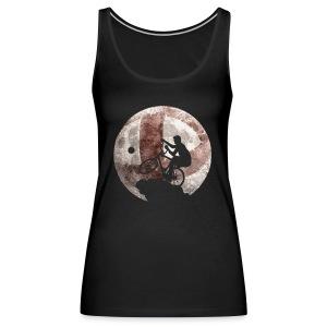 Radball | Moon - Frauen Premium Tank Top