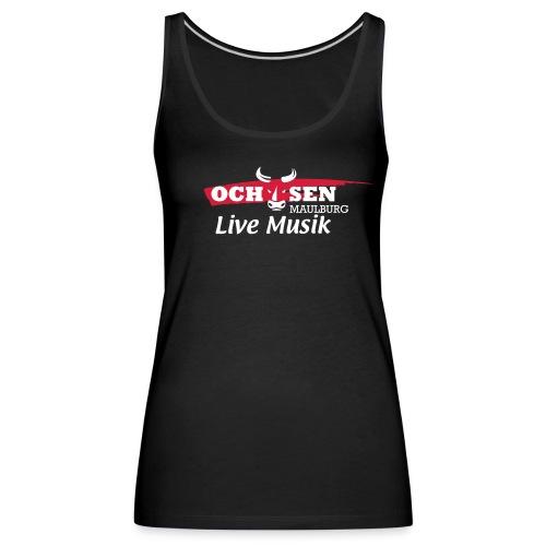 Shirt Ochsen Maulburg - Frauen Premium Tank Top