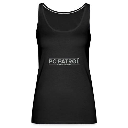 PC Patrol fotografie - Vrouwen Premium tank top