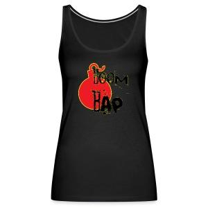 Boom Bap - Women's Premium Tank Top