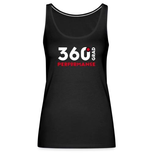 360 Grad Performance - Frauen Premium Tank Top