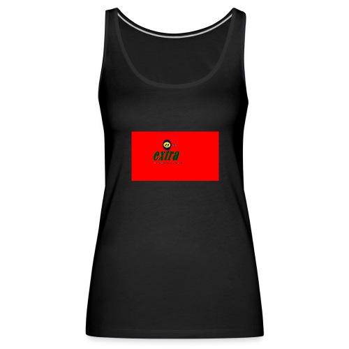 canal de tv - Camiseta de tirantes premium mujer
