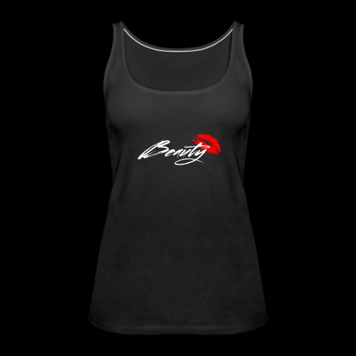 Beauty Merch - Women's Premium Tank Top