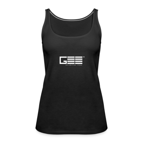 GEE™ Logo - 2018 - Frauen Premium Tank Top
