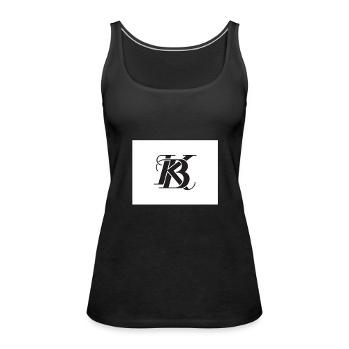 KB Logo - Frauen Premium Tank Top
