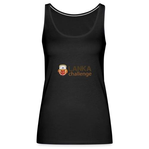Lanka Challenge - Women's Premium Tank Top