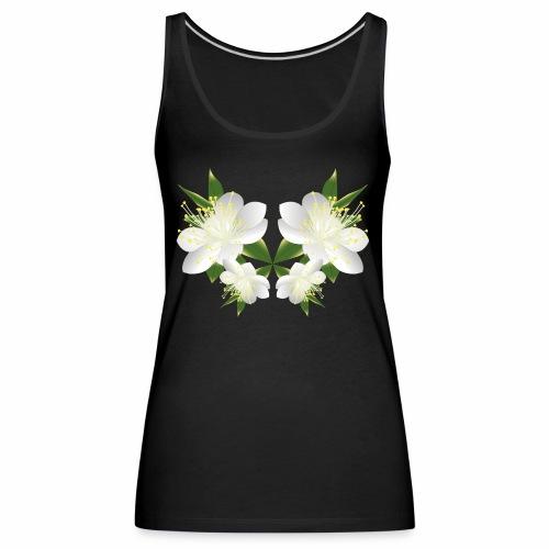 fiore del mirto sardo - Canotta premium da donna