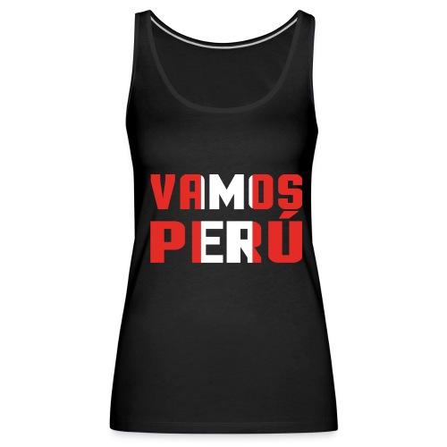 WM Peru - Frauen Premium Tank Top