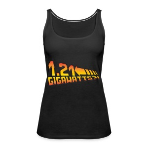 1.21 Gigawatts - Frauen Premium Tank Top