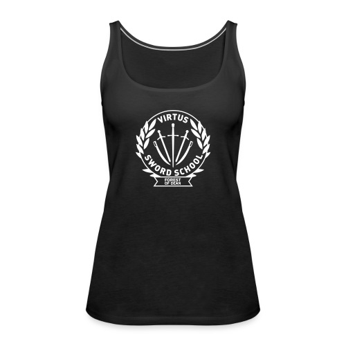 FOREST_OF_DEAN - Women's Premium Tank Top