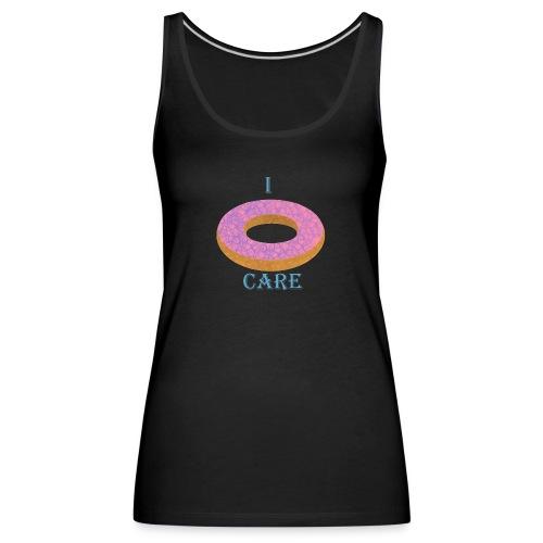 donut - Women's Premium Tank Top