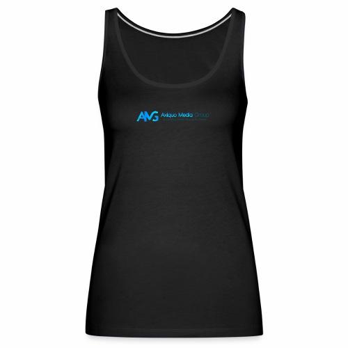 Axiquo Media Group - Women's Premium Tank Top