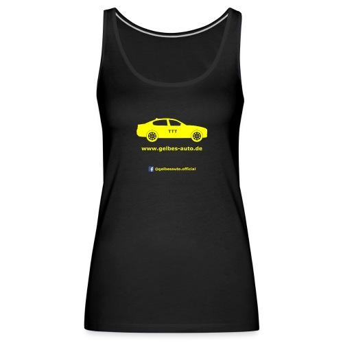 Logo - Facebook - Frauen Premium Tank Top