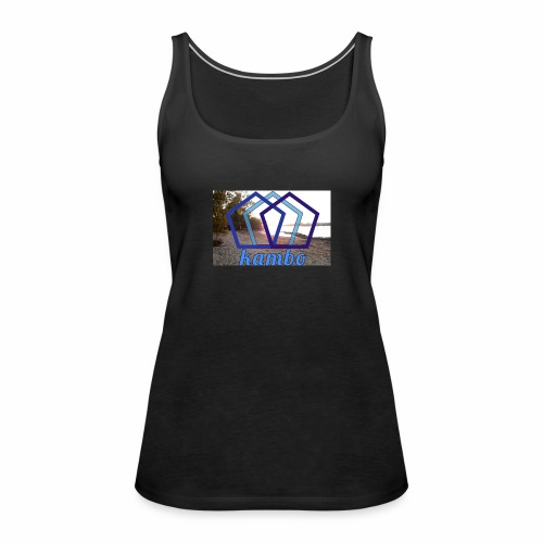 King Kambo Beach - Frauen Premium Tank Top