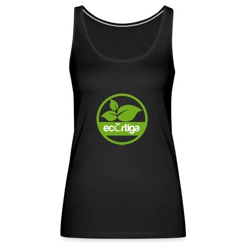 ecortiga 1 - Camiseta de tirantes premium mujer