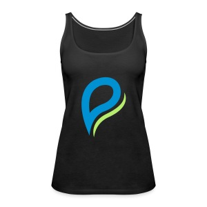 Philsfitnessworld Logo - Frauen Premium Tank Top