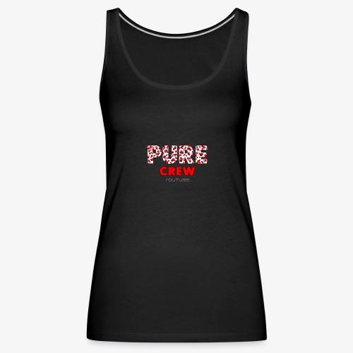 PureCrew-Style Design - Frauen Premium Tank Top