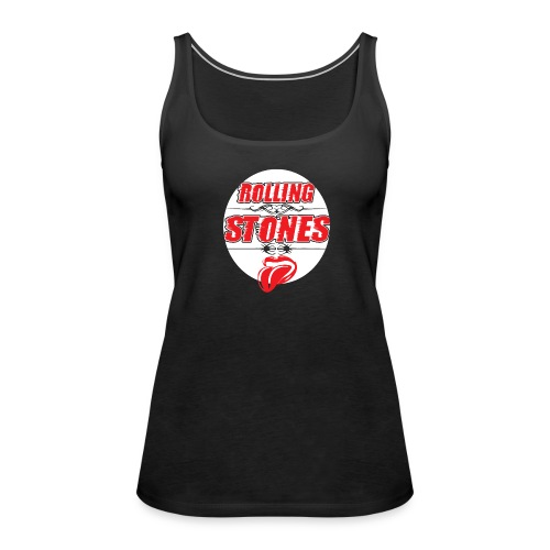 Keep on rollin! - Frauen Premium Tank Top