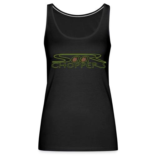 SaaRChoppers Original - Frauen Premium Tank Top