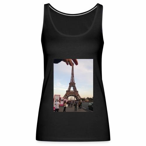 Paris Tour Eiffel - Débardeur Premium Femme