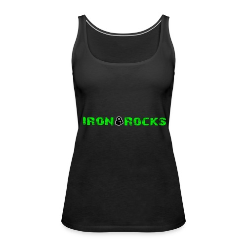 JustRocks - Frauen Premium Tank Top
